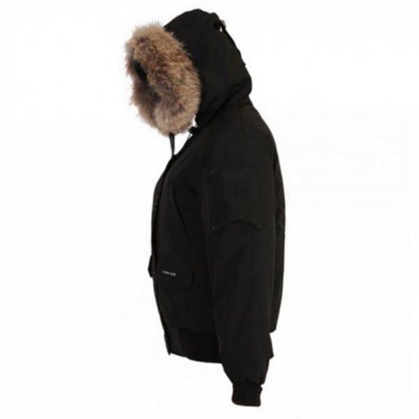 Canada Goose vest online price - Canada Goose Womens Chilliwack Black Bomber