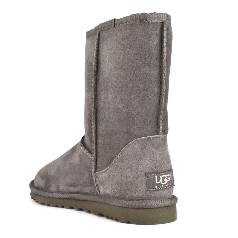 classic short grey uggs