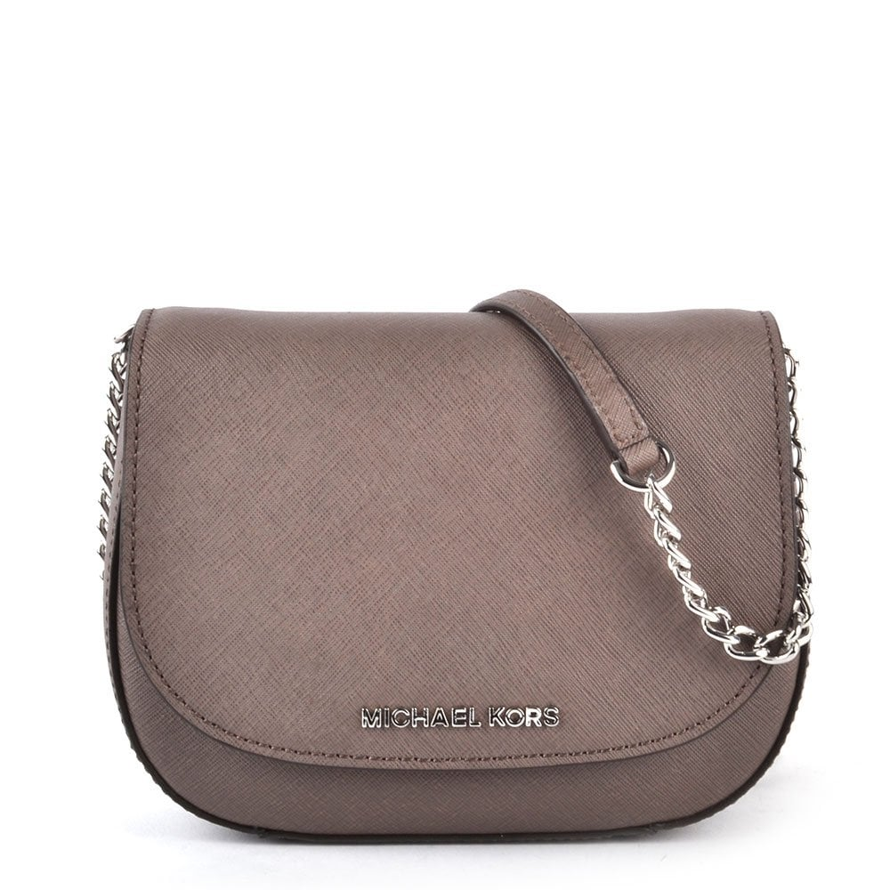 c8209badf6f4 Michael Kors Jet Set Travel Small Crossbody Bag | Stanford Center ...