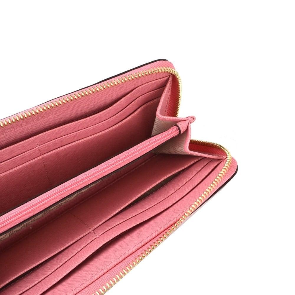 jet set travel misty rose continental wallet. Black Bedroom Furniture Sets. Home Design Ideas
