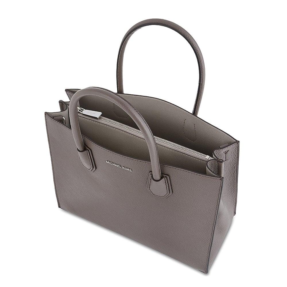 michael michael kors mercer cinder large convertible satchel. Black Bedroom Furniture Sets. Home Design Ideas