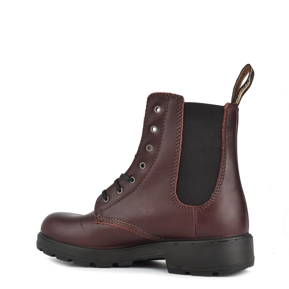 Blundstone Womens' 1365 Classic Shiraz 'Bordeaux' Leather Boot
