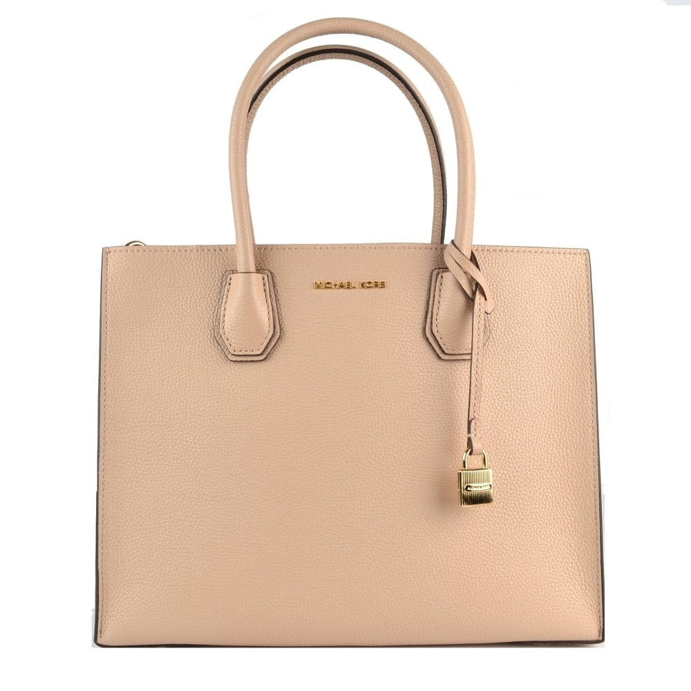 Michael Michael Kors Mercer Oyster Large Convertible Tote