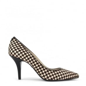 MICHAEL by Michael Kors MK Flex Houndstooth Mid Pump