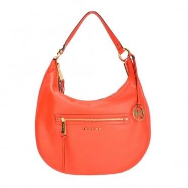 Rhea Mandarin Large Zip Shoulder Bag