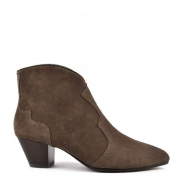 Hurrican Chestnut Ankle Boot