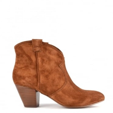 Jalouse Sigaro Suede Ankle Boot