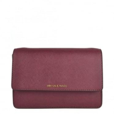 Daniela Plum 'Purple' Crossbody Bag