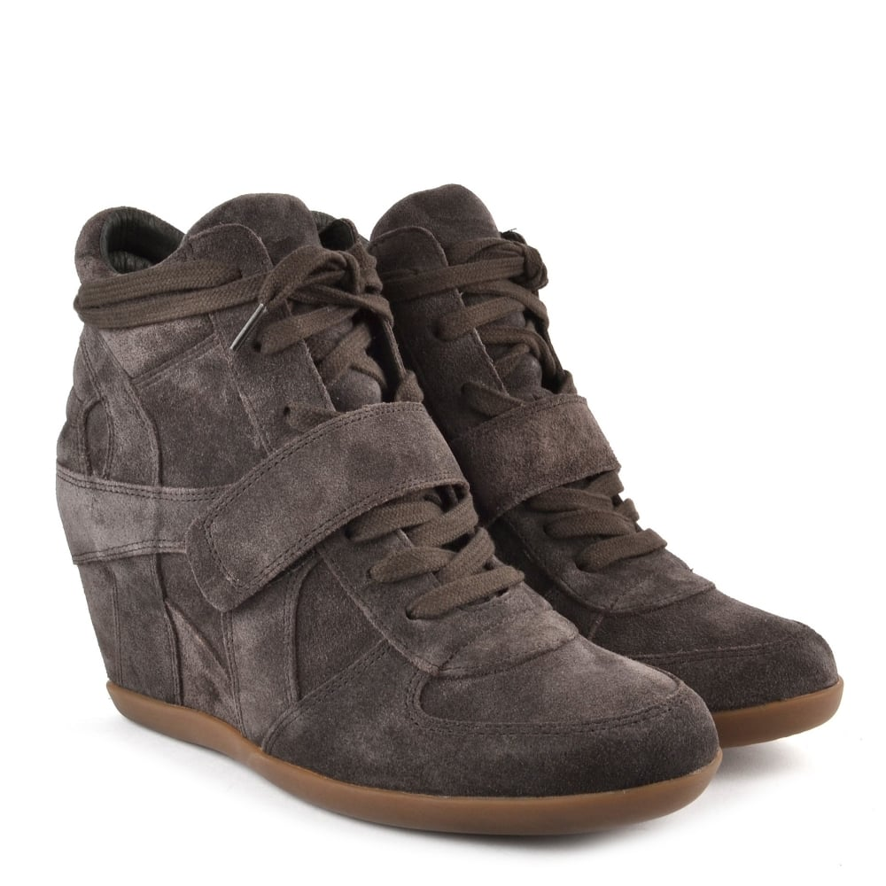 Bowie BIS Midnight Suede Wedge Sneaker in China for sale view for sale discount looking for reliable cheap online Gii6XA