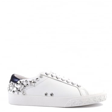 Dazed White and Midnight Star Studded Trainer