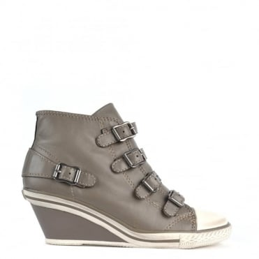 Genial Perkish 'Grey' Wedge Trainer