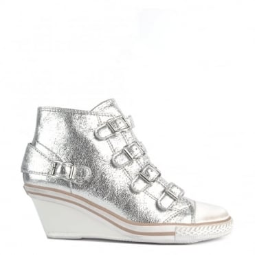 Genial Silver Wedge Trainer