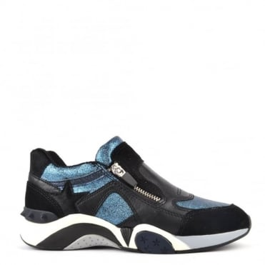 Hop Black and Blue Cosmic Trainer