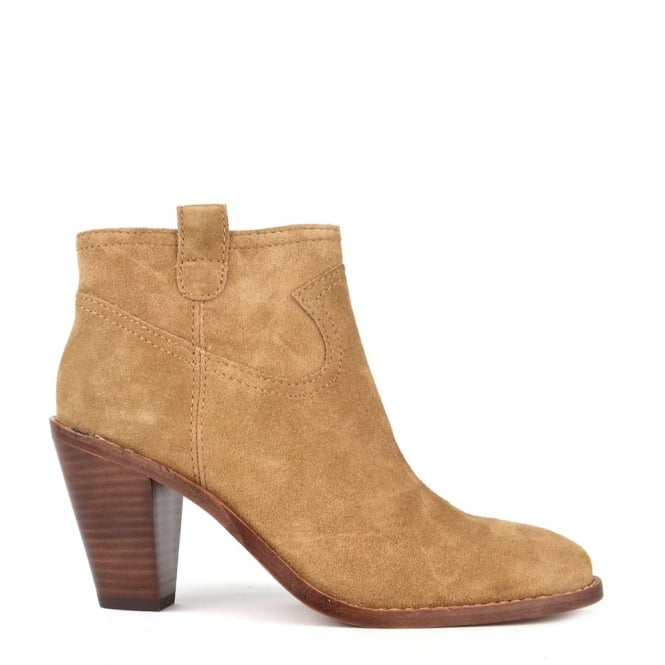 Ash Footwear Ivana New Wilde Suede Ankle Boot