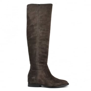 Jess Bistro Suede Knee High Boot