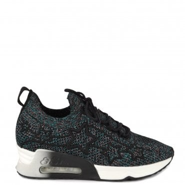 235a84a365e7 Lunatic Star Knit Multicolour Trainer · Ash Footwear ...