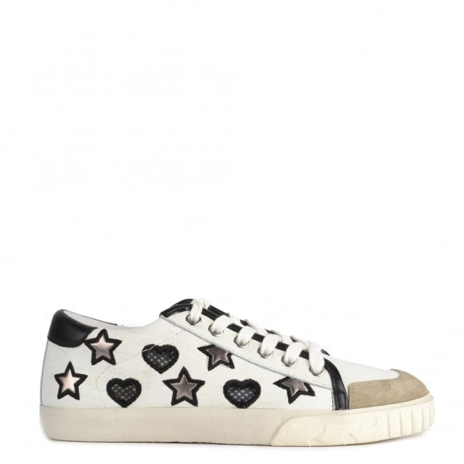 Ash Footwear Magic Heart and Star Trainer