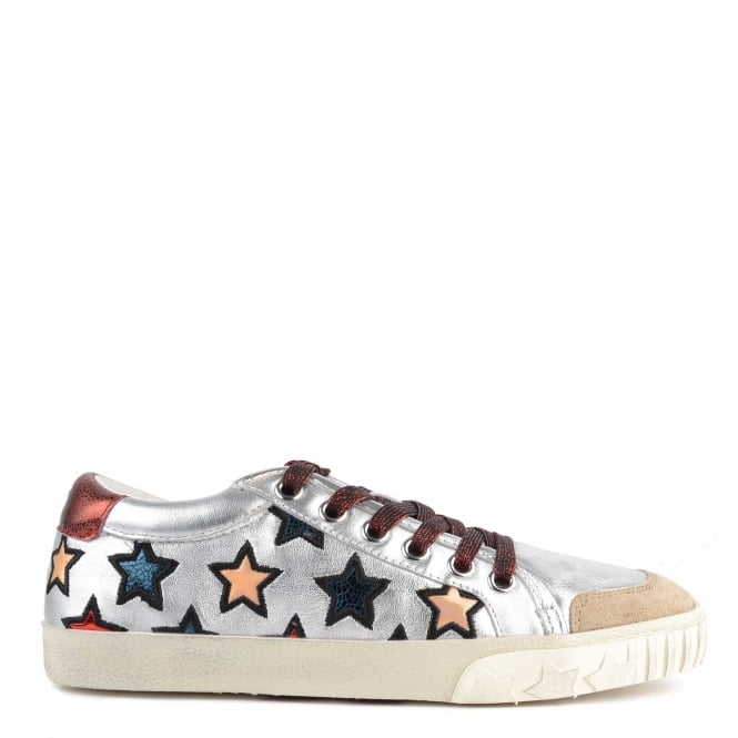 Ash Footwear Majestic Silver Star Trainer