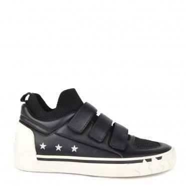14ff107dd0b6f Neptune Black leather Trainer · Ash Footwear ...