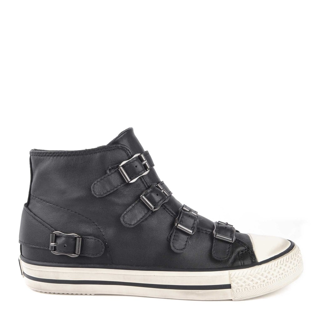 New Ash Venus Black Trainers for Women Online