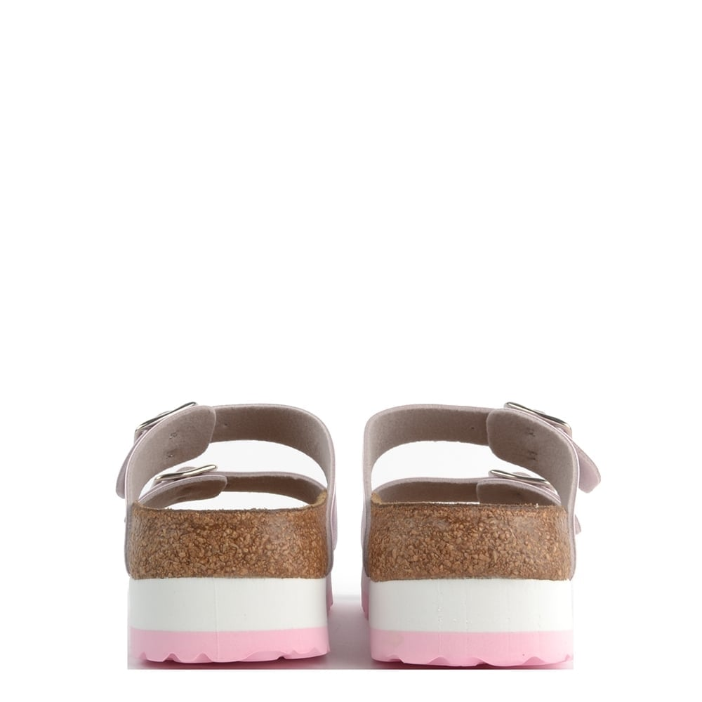 09c5a5a6c02 Birkenstock Arizona Graceful Rose Platform Sandal