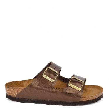 Arizona Graceful Toffee Two Strap Sandal