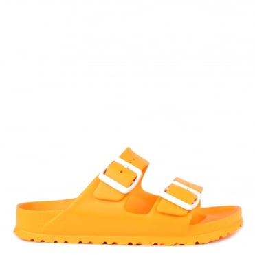 Arizona Scuba Yellow Rubber Two Strap Sandal