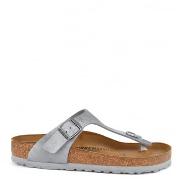 Gizeh Animal Grey Fascination Thong Sandal