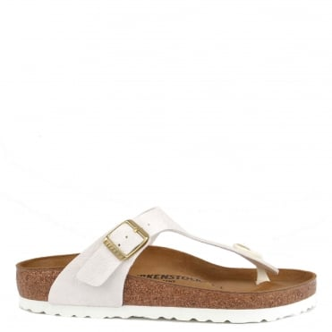 Gizeh Animal Off White Fascination Thong Sandal