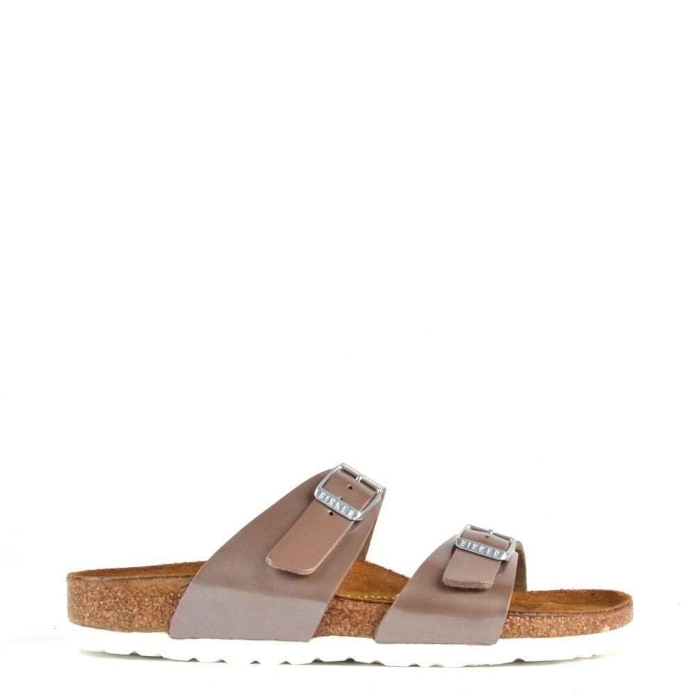 2c8e9bc7e85 Sydney Pearly Hazel Two Strap Sandal at Brand Boudoir