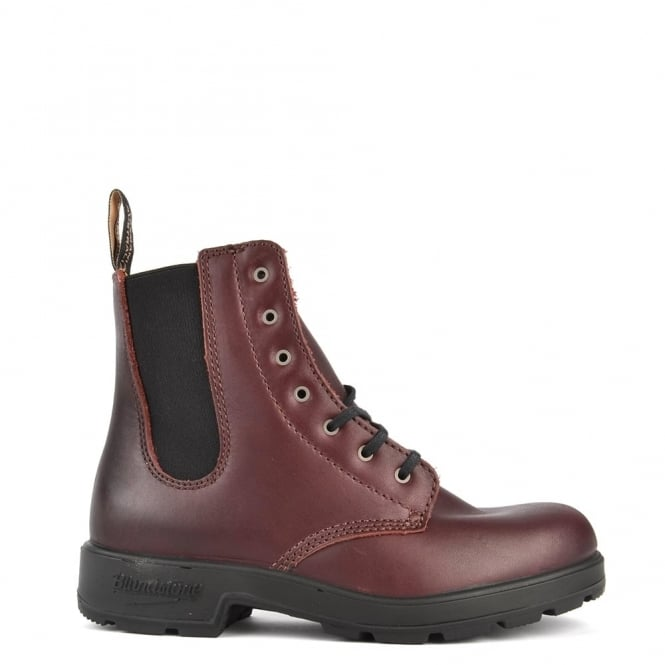 Blundstone Womens' 1365 Classic Shiraz 'Bordeaux' Lace Up Boot