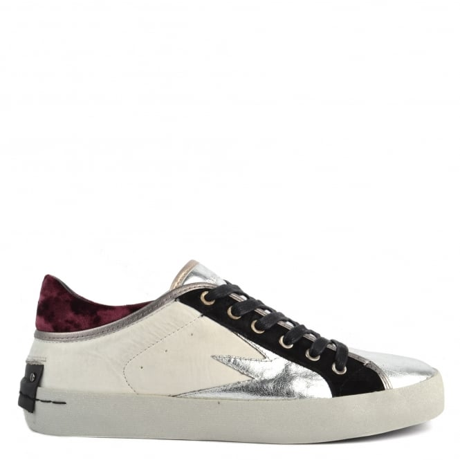 Crime London Faith Lo Explosion Off White Trainer