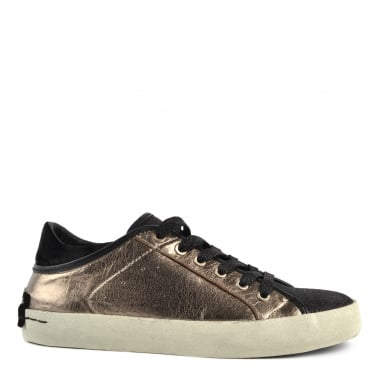 Faith Lo Metallic Platine Trainer