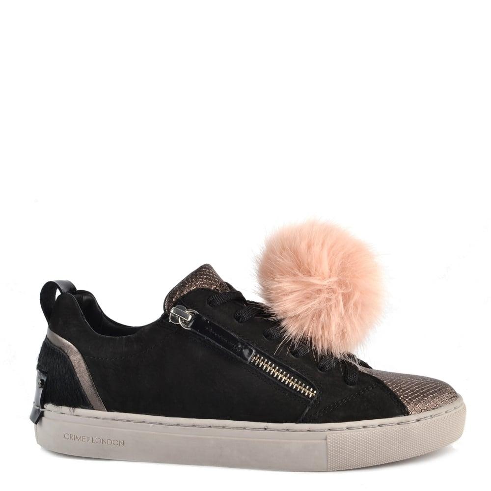 Java Lo sneakers - Black Crime London c9jhM1MhDB