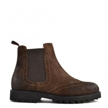 Cheltenham Brown Chelsea Boot