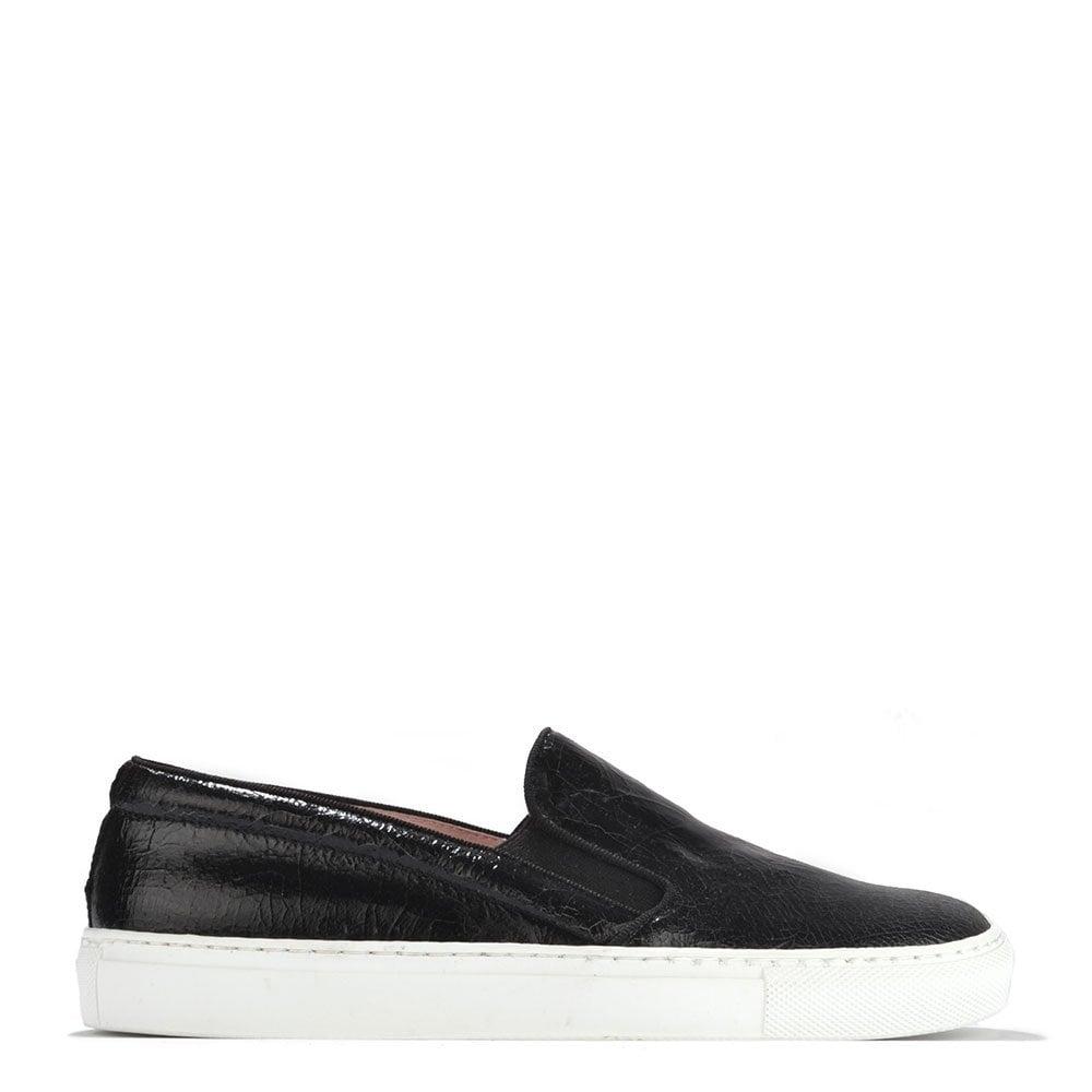 Elia B Shoes Pukka Black Slip-on