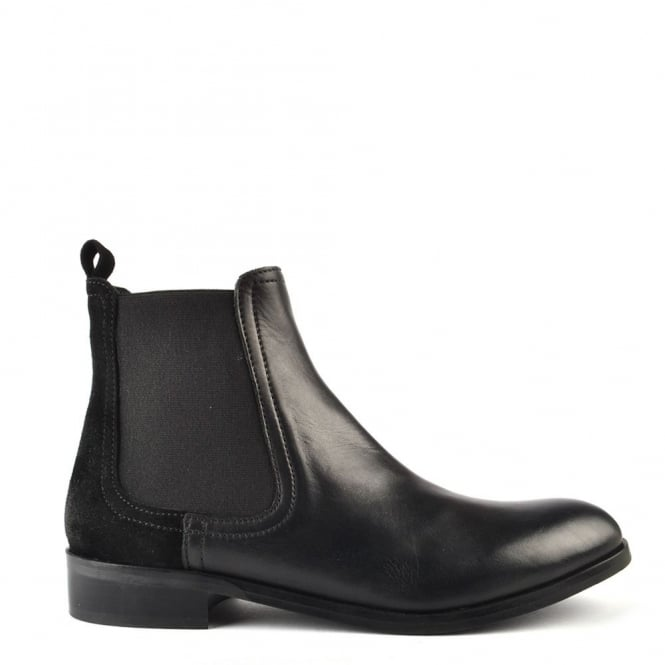 Elia B Shoes Stable Black Chelsea Boot