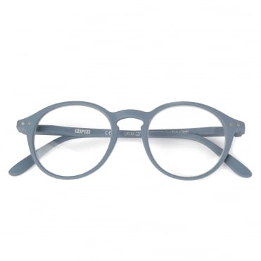 LetmeSee #D Grey Reading Glasses