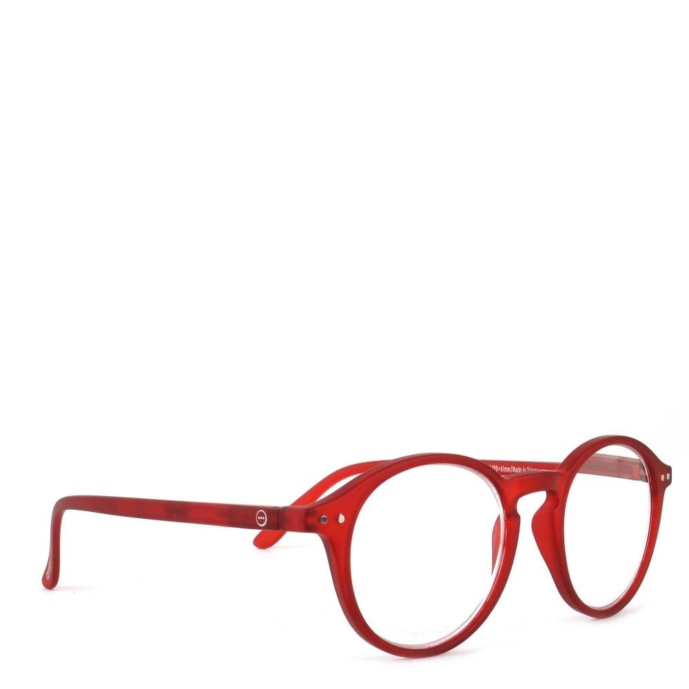 34df552c46f IZIPIZI LetmeSee  D Red Reading Glasses