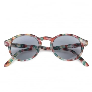 LetmeSee Sun & Reading #D Green Tortoise Sunglasses