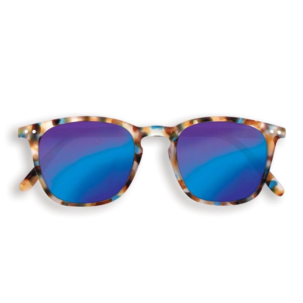 474f0ab05c IZIPIZI LetmeSee Sun   Reading  E Blue Tortoise With Blue Mirror Lenses  Sunglasses