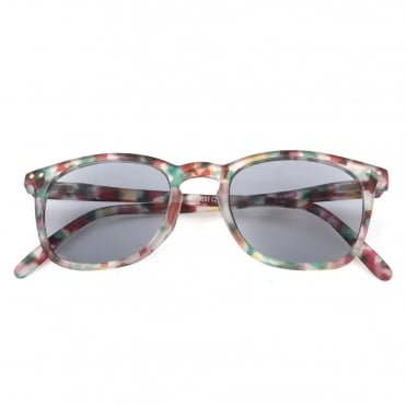 LetmeSee Sun & Reading #E Green Tortoise Sunglasses