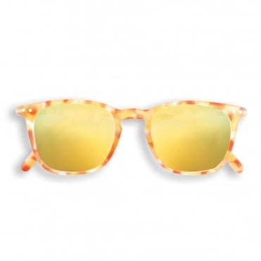 LetmeSee Sun & Reading #E Yellow Tortoise Sunglasses