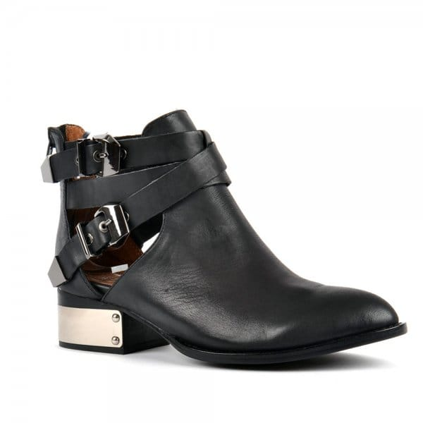 jeffrey cbell everly cutout ankle boot