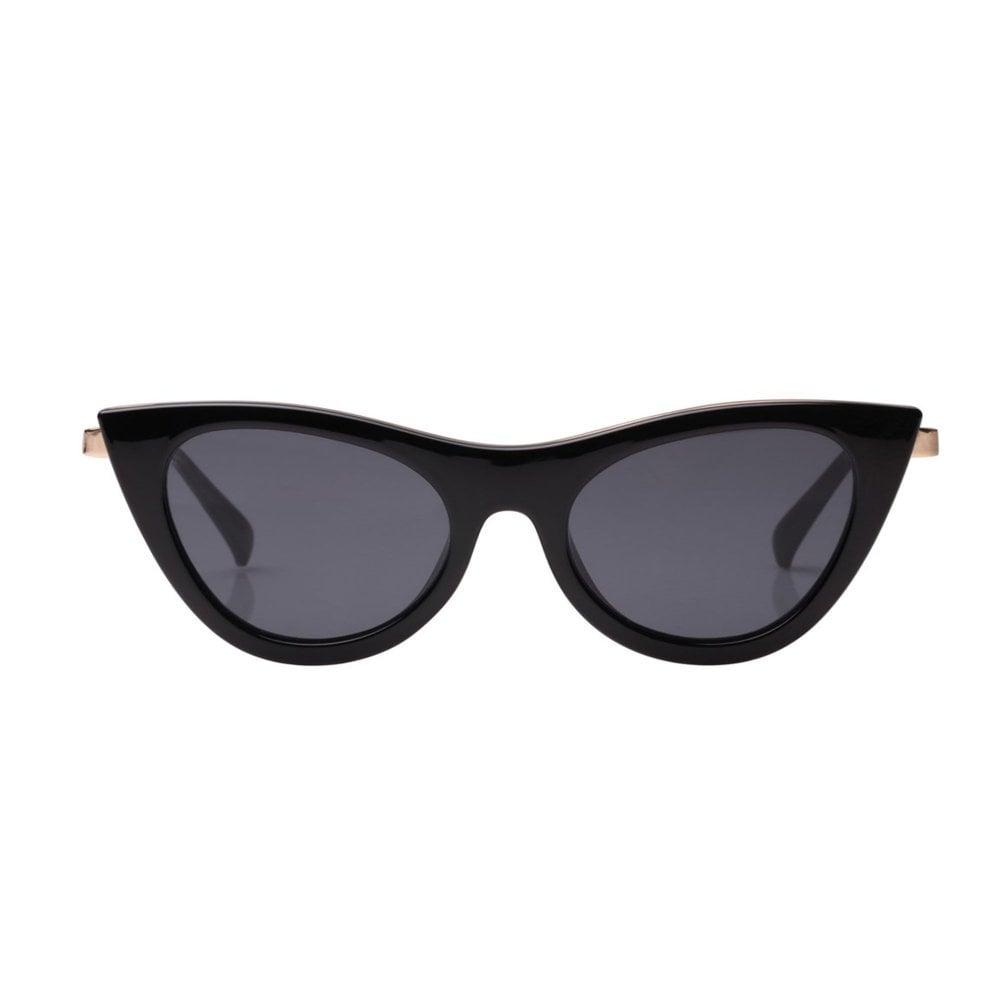 c2caae1b55f Enchantress Black Cat Eye Sunglasses