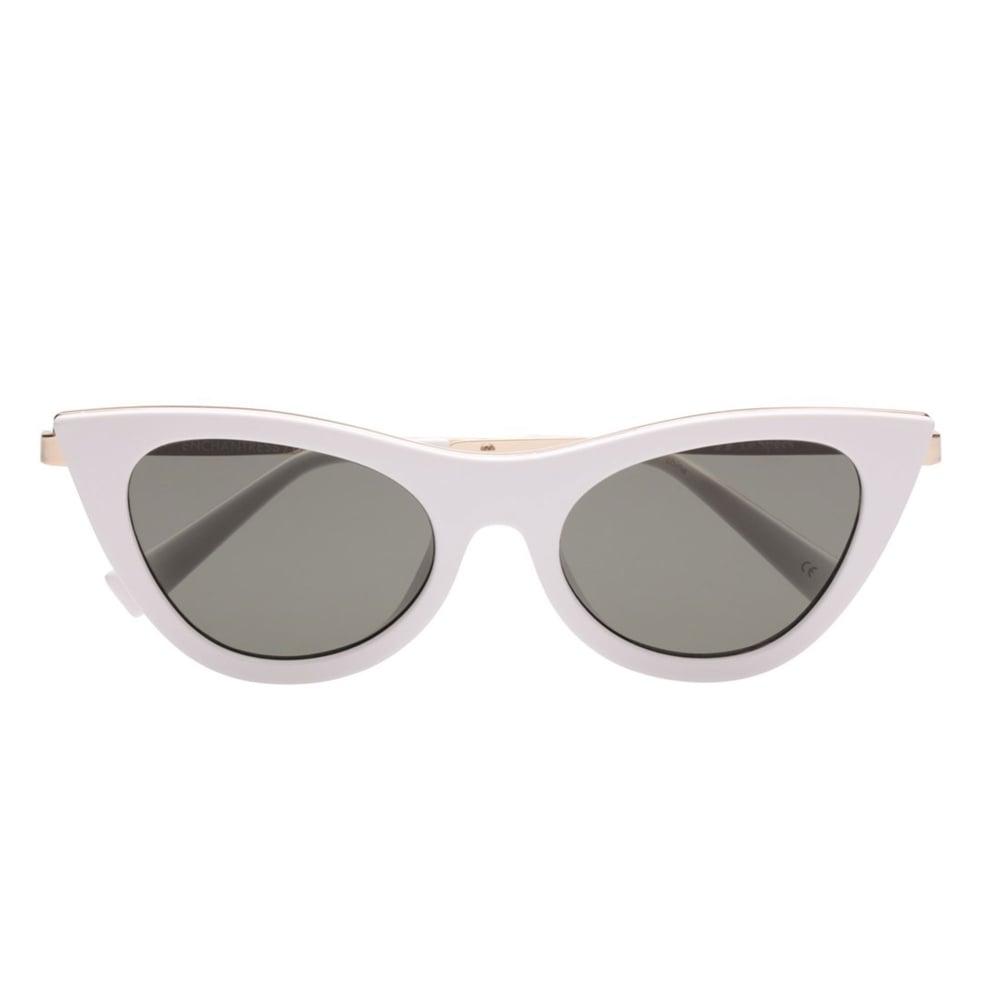 43744fe4b27 Enchantress White Cat Eye Sunglasses