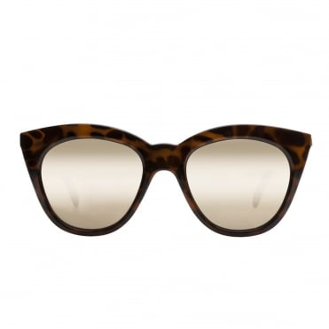 Half Moon Magic Milky Tortoise Sunglasses