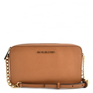 Acorn Medium Leather Crossbody Bag