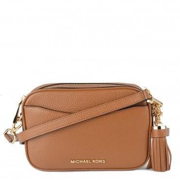 a13d44128553 Acorn Pebbled Leather Camera Bag. MICHAEL by Michael Kors ...