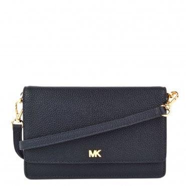 803271e0f7aba3 Admiral Leather Convertible Crossbody Bag · MICHAEL by Michael Kors ...